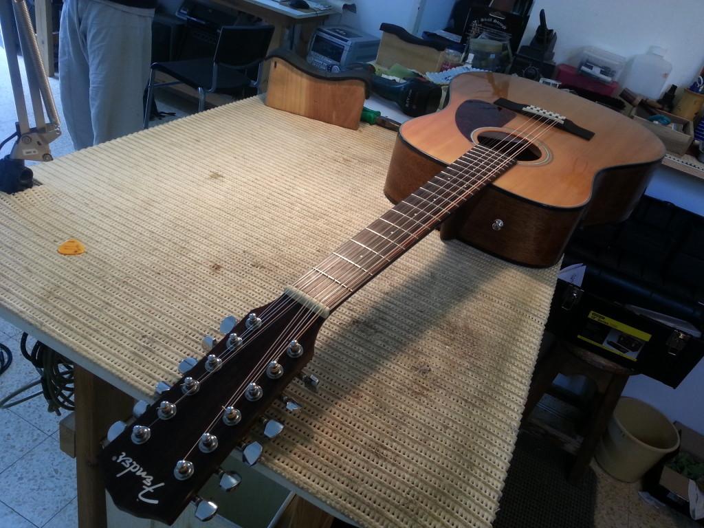 fender 12 string